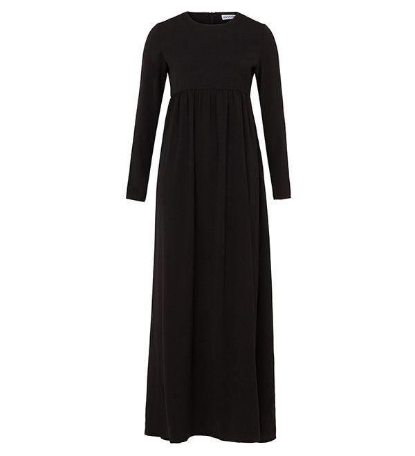 Black Casual Abaya - £54.99 : Inayah, Islamic Clothing & Fashion, Abayas, Jilbabs, Hijabs, Jalabiyas & Hijab Pins