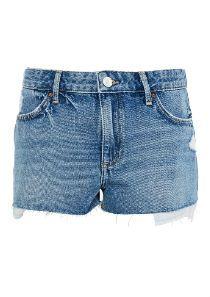 topshop denim shorts #style #spring2018 #springfashion #shopping #trends #topshop #ss18