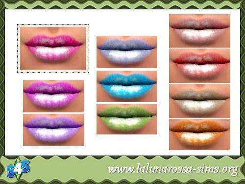 Sims 4 Lipsticks