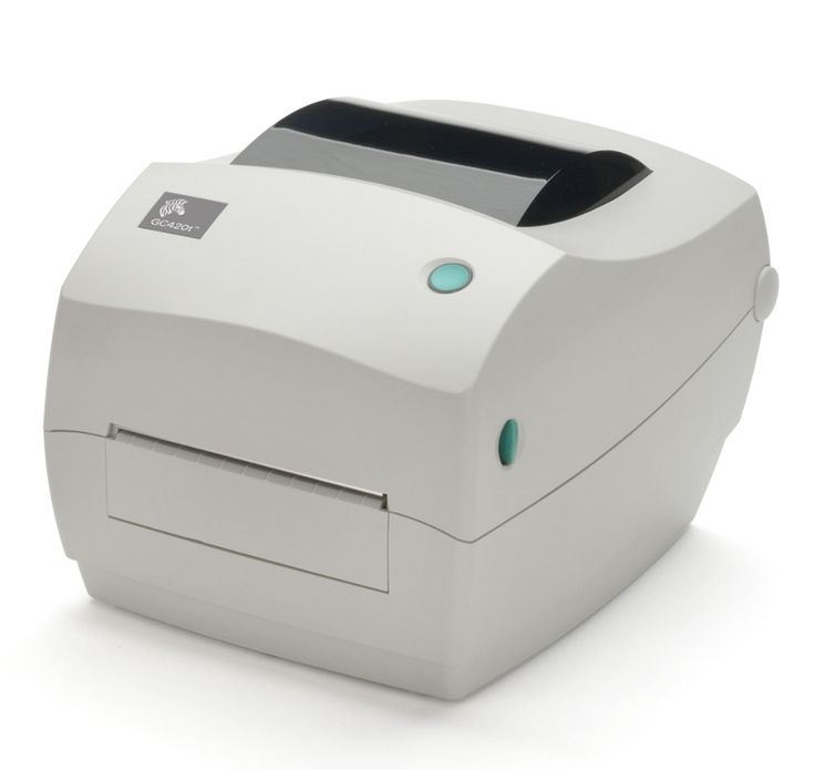 #ZEBRAGC420 Desktop Label Printer at wish a pos