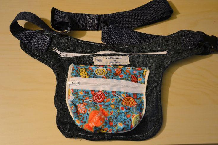CheRRy's World: Sew Along: SCHNABELINAS HIP BAG