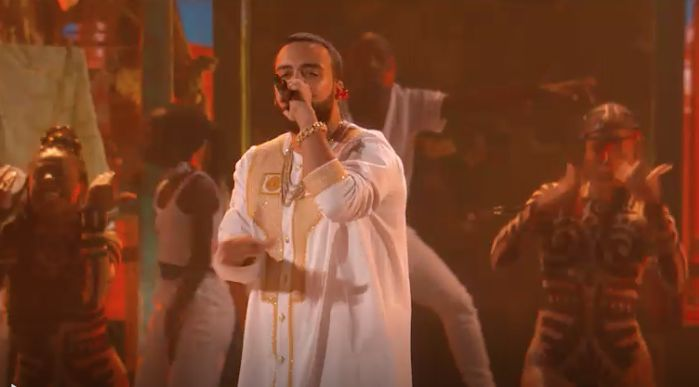 "2017 BET Awards Performance: French Montana & Swae Lee ""Unforgettable"" [Video] -  Click link to view & comment:  http://www.afrotainmenttv.com/2017-bet-awards-performance-french-montana-swae-lee-unforgettable-video/"