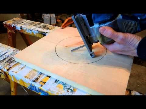 It Helps To Have A Drill Nearby For Making Clean Plunge Cuts With Your  Jigsaw. But When Thatu0027s Not An Option, You Can Still Make A Plunge Cut  Using Just ...