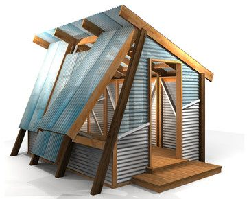 Modern greenhouse ---grow your own food, reduce transportation impact on  environment and