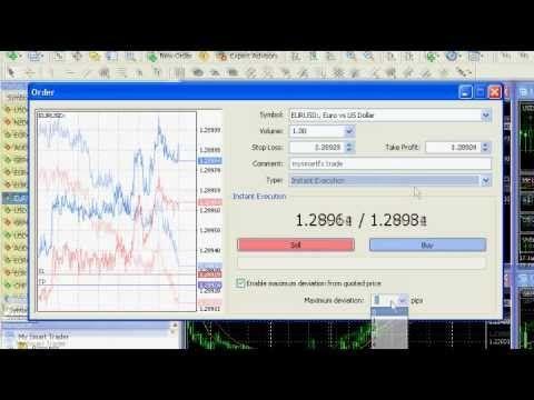 Video edukasi kali ini kita akan membahas mengenai bagaimana cara melakukan open dan close posisi pada platform trading MySmartfx, cara melakukan pending order, dan bagaimana cara melihat laporan transaksi yang kita lakukan.