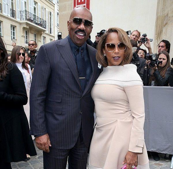 Who Is Divorced Mary Lee Harvey Know About Her Ex Husband Steve Harvey And Kids In 2020 Steve Harvey Ex Husbands Celebrity Feuds