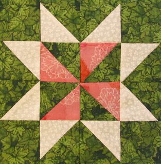 how to make a star quilt block....FREE PATTERN