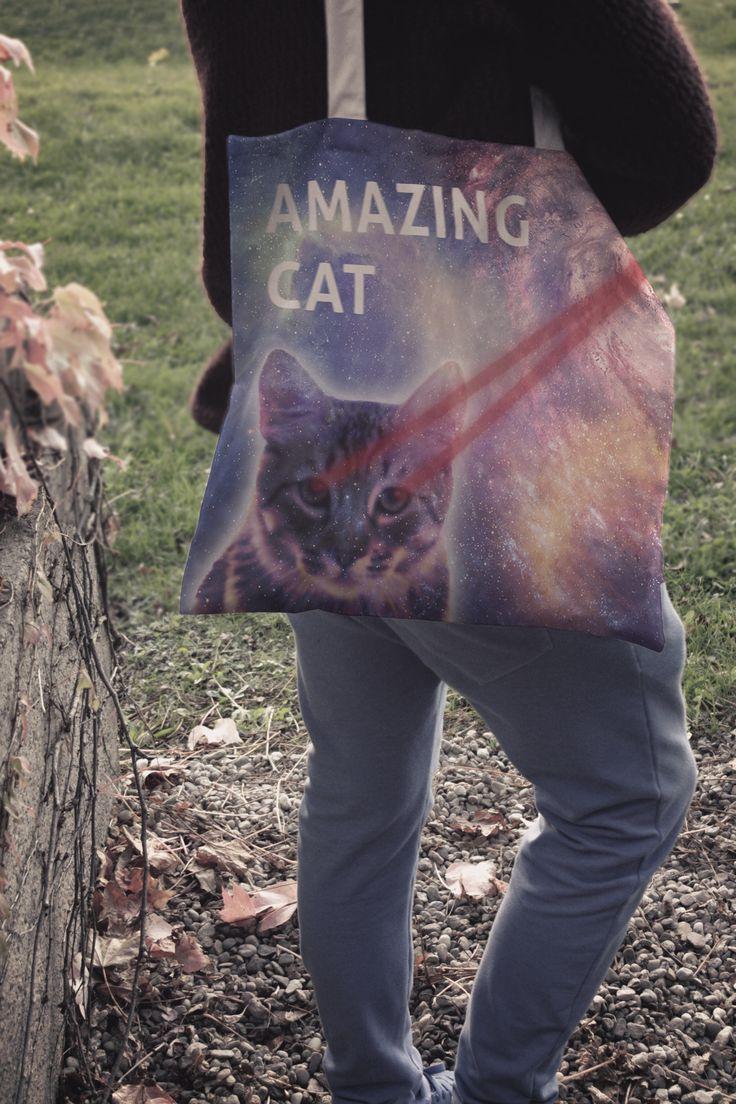 Premium Fabric Eco Bag Mockup http://goo.gl/5cVq0v