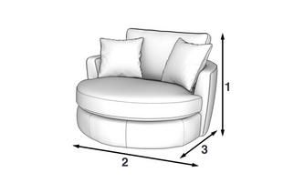 Best 25 Cuddle Chair Ideas On Pinterest Oversized Couch
