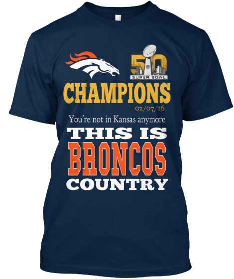 SUPER BOWL 50 CHAMPIONS! Do you love the BRONCOS?This shirt is for you! • Officially licensed by the NFL  For more NFL Denver Broncos and hoodies  http://teespring.com/stores/nfl-licensed-broncos    For other NFL teams, enter their name    ↑  here  ↑   instead  To follow or message us on Facebook   https://www.facebook.com/NFL-Licensed-Apparel-1678707412351375/?ref=tn_tnmn