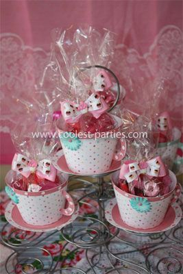 Pretty Tea Party.  Pin Now and Look for ideas later.  Tea Party Favors, etc.