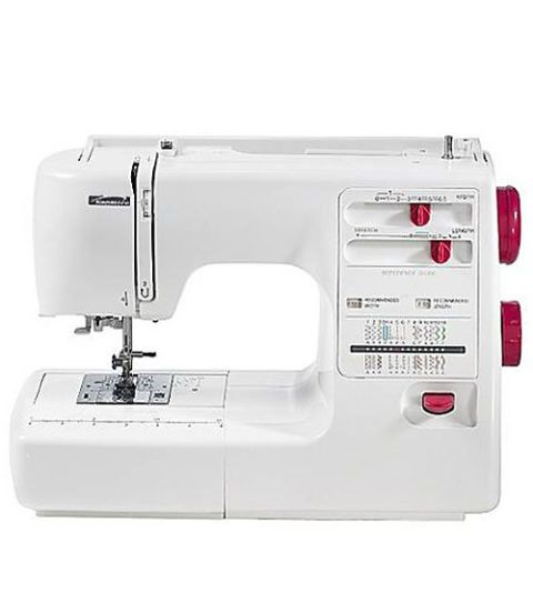 79 best old sewing machines images on pinterest old sewing a good sewing machine for beginners this kenmore did a particularly good job sewing through fandeluxe Choice Image