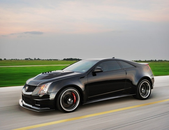Cadillac CTS V VR1200 twin turbo