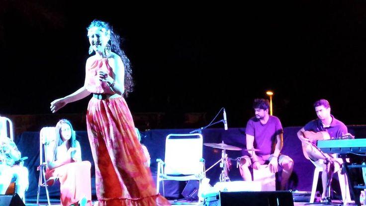 A caí no le llaman caí 6 - Carmen Abad - que no daria yo -bulerias(flamenco