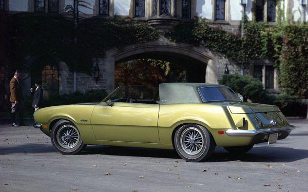 1970 Ford Maverick Estate Coupe