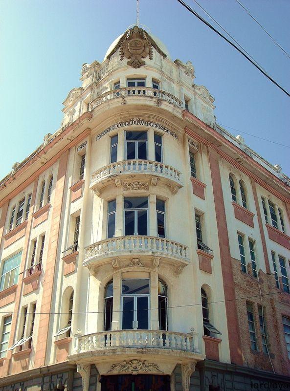 Edificio del Gremio Unido de Alijadores