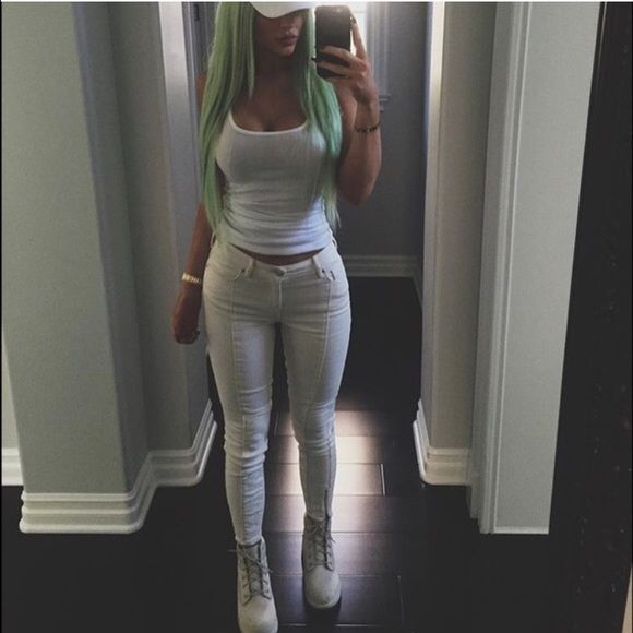 Kylie Jenner jeans From Kendall and Kylie clothing line Jeans Skinny