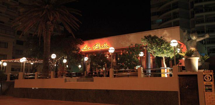 Restaurants in Cape Town – La Perla. Hg2Capetown.com.