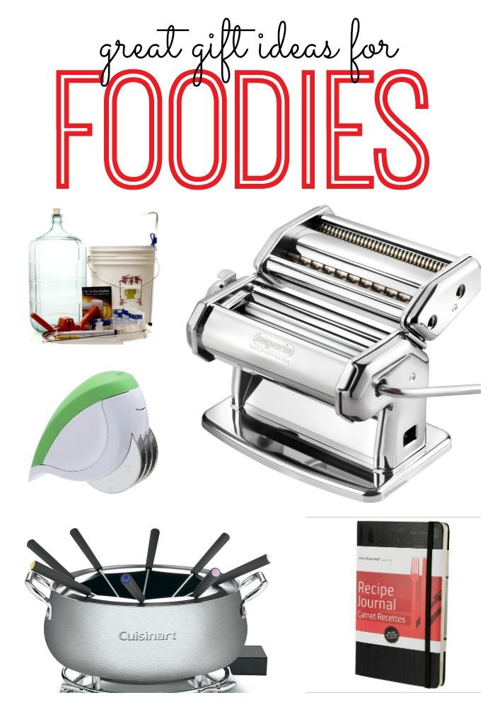 Christmas gift guide. Have a foodie in your life? More than 15 great gift ideas for foodies. Great Christmas ideas.