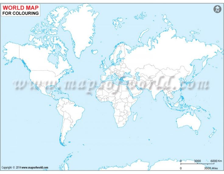 The 25 best outline of world map ideas on pinterest life wheel buy world outline map online in digital format from largest collection of digital maps starts at gumiabroncs Image collections