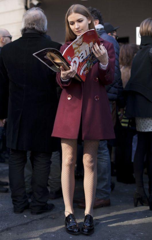 Style Crush: Maria Kolosova