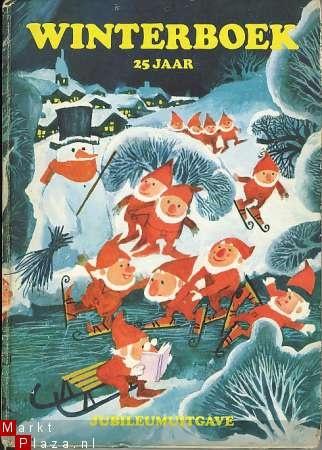 Margriet Winterboek iederjaar kwam er een uit