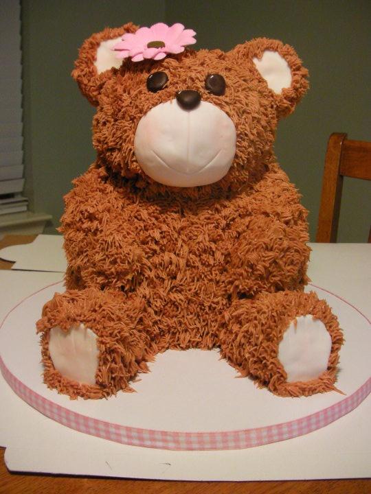 Build A Bear Cake Pan