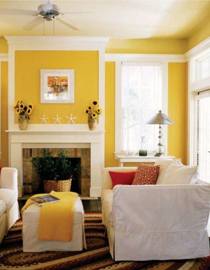 Best 25 Mustard yellow walls ideas on Pinterest  Mustard