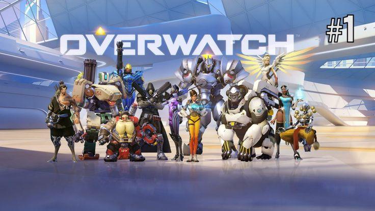 awesome Twitch Livestream   Overwatch Beta Element 1 [Xbox One]