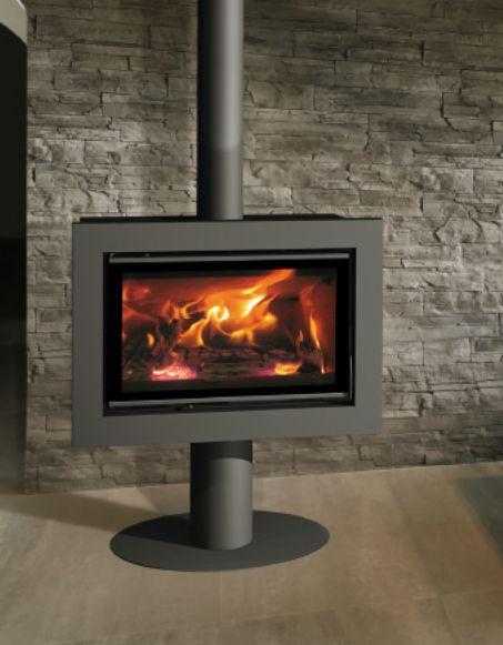 Más de 1000 ideas sobre chimeneas metalicas en pinterest ...