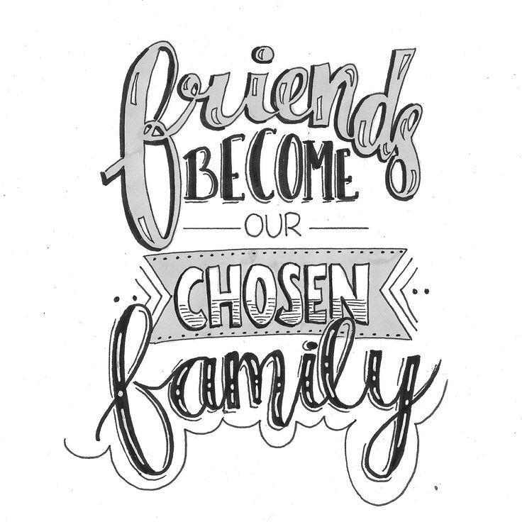 Beautiful hand lettering (inspiration for beginners) - Handlettering door www.marijketekent.nl