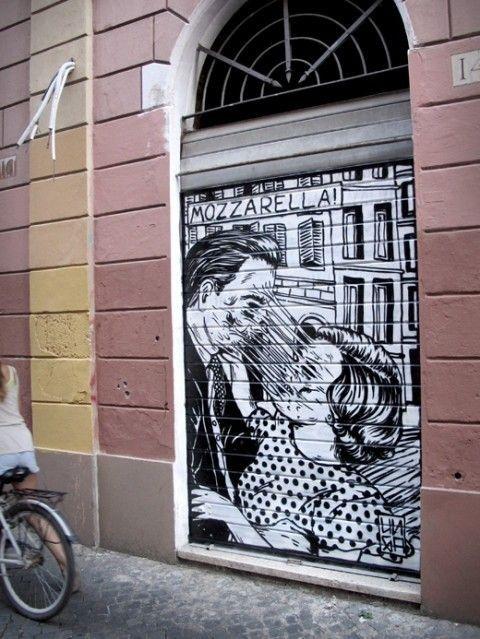 Broken Fingaz Crew, Italy, street artists, global urban art, street art of the world, free walls, graffiti art.