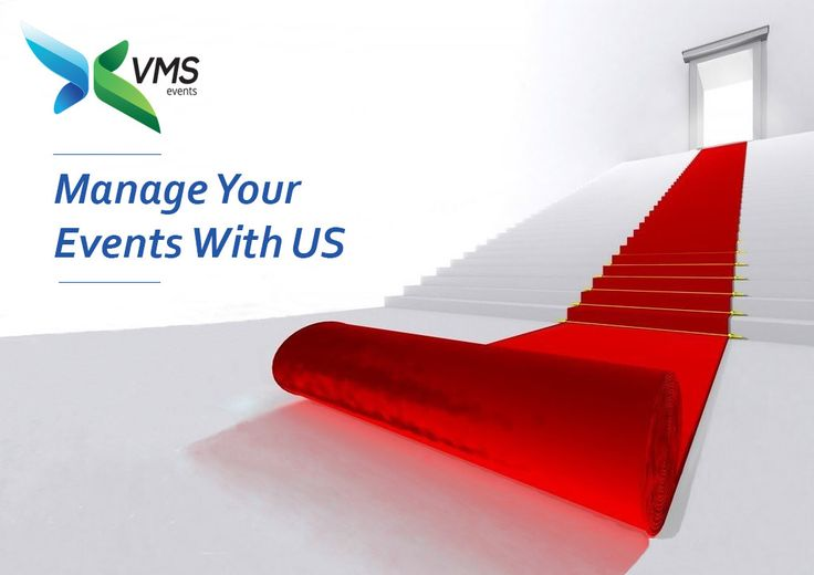 Manage Your Events With us #VmsEventsPvtLtd