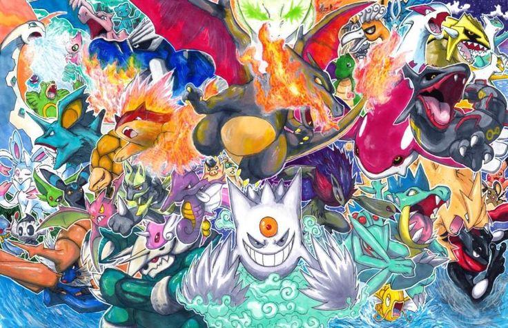 Resultado de imagen para pokemon shiny