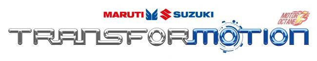 "Maruti Suzuki's theme for Auto Expo 2016 is ""Transformotion 2.0"". http://motoroctane.com/cars/maruti-suzuki/24536-maruti-suzukis-theme-for-auto-expo-2016-is-transformotion-2-0"