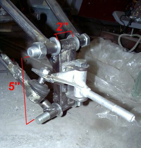 Follow exact width and height measurements. Photo courtesy of sadik.net.