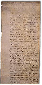 Declaração de Direitos de 1689 – Wikipédia, a enciclopédia livre