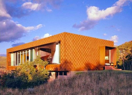 Emigration Canyon Residence, #LEED Silver, Salt Lake City, Utah by @sparanomooney Architecture and Design: House Inspiration, Sparano, Salts Lakes Cities, Corten Steel, Mooney Architecture, Canyon Resident, Emigre Canyon, Canyon View, Design