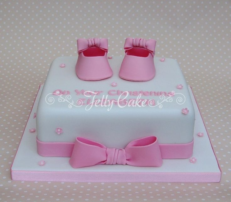 Christening Cake Design For Baby Girl : 25+ best ideas about Christening cakes for girl on ...
