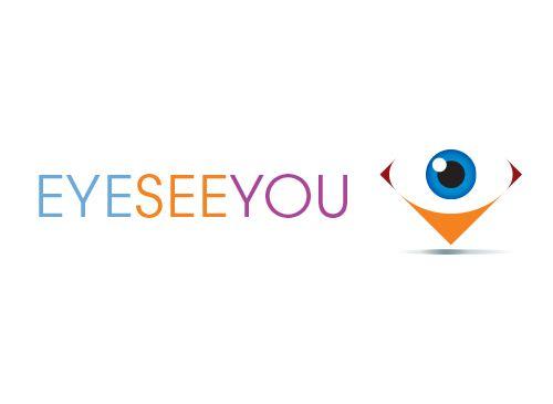 Logo, Auge, Optiker, Augenarzt, Security, Grafikpart