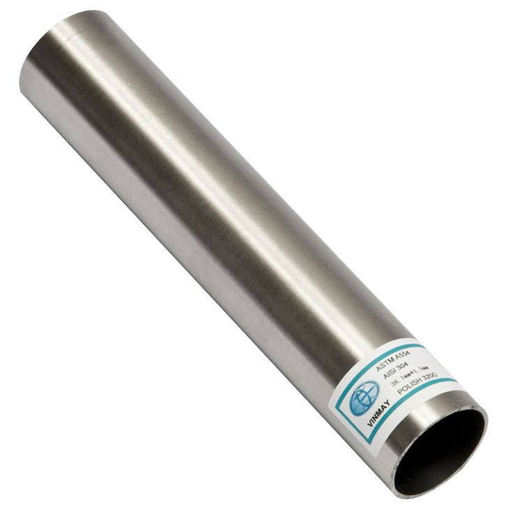 Vinmay ASTM A554 stainless steel decorative steel tube  Grade : 304, 201, 304L,430,409 ,316L Size: OD 8mm -168mm  Thickness: 0.7-3mm  Finish: Mill Finish, 180 grit, 240 grit, 320 grit, 400 grit, 600 grit. Apply in handrail,handles, automobile,display shelf, furniture etc.