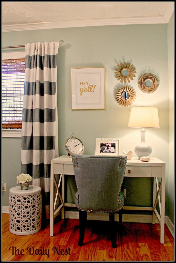 Share It Thursday from Link Party  32. 25  best ideas about Guest Room Office on Pinterest   Spare room