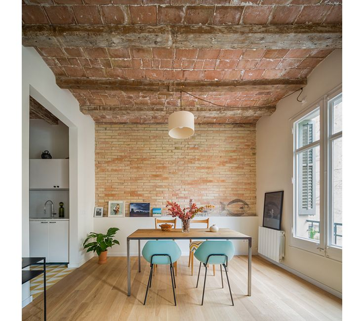 Mattoni a vista a Barcellona: Blog Arredamento Interior Design Lifestyle