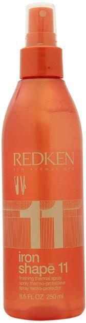 Redken - Iron Shape 11 Finishing Thermal Spray 8.5 oz - 1 UNITS