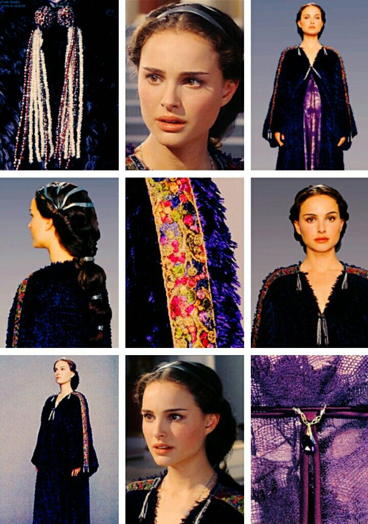 Star Wars Padme Amidala Blue Revelation Dress Episode Iii Revenge Of The Sith Star Wars Awesome Star Wars Padme Star Wars Padme Amidala