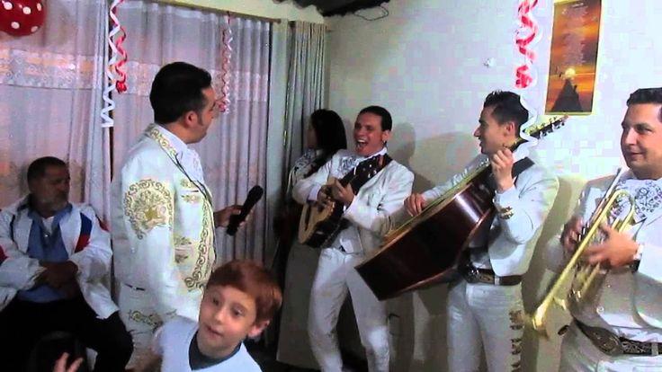 El Yo No Fui & Ay Chavela! - Mariachi Juveniles Show Bogotá
