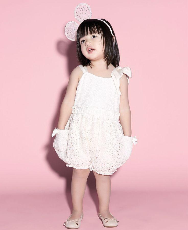 Baby Girl's Antoinette Grow - Bardot Junior