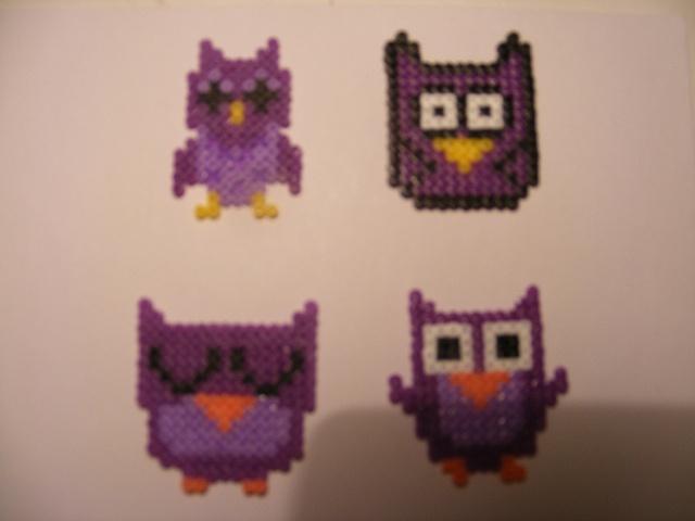 Owls by ki-vi, via Flickr