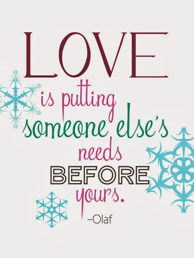 The truth about love <3