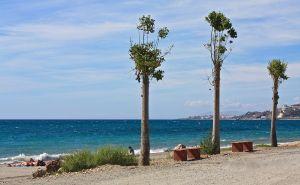 Playa Playazo, Nerja, Spain